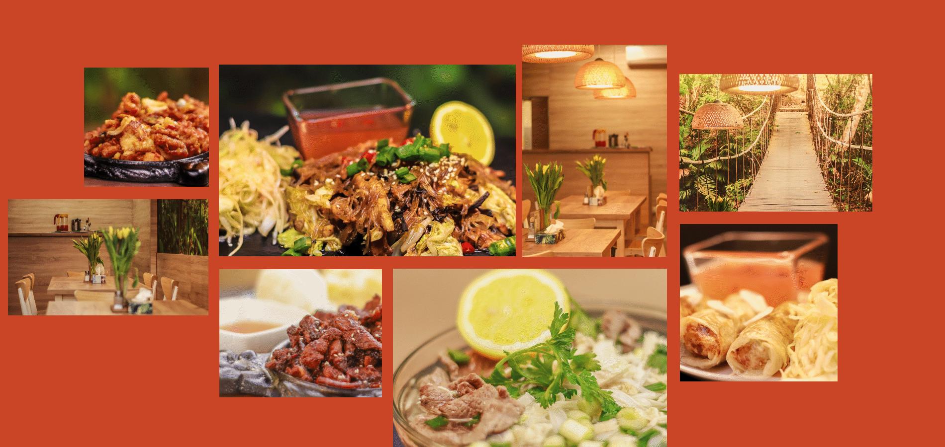 Sao Mai Bar Z Kuchnią Azjatycką W Radzyminie